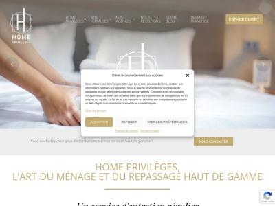 Home Privilèges - Femmes de ménage qualifiées