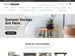 Home Square coupon codes August 2018