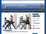 Compare Treadmills: Bowflex 22 vs 10 Treadmill