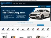 Honda Parts Cheap