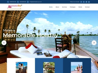 Screenshot for honeymoonpackages.in