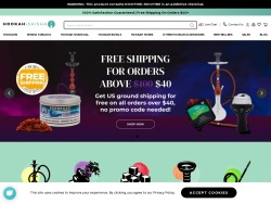 Hookahcompany coupon codes March 2018