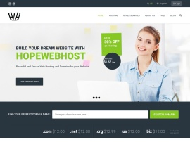Online store Hopewebhost