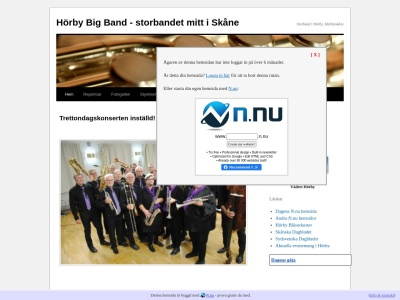 www.horbybigband.n.nu