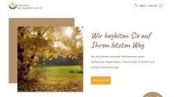 www.hospizverein-bgl.de Vorschau, Hospizverein Berchtesgadener Land e.V.