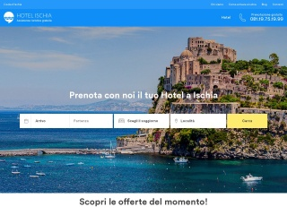 screenshot hotel-ischia.it
