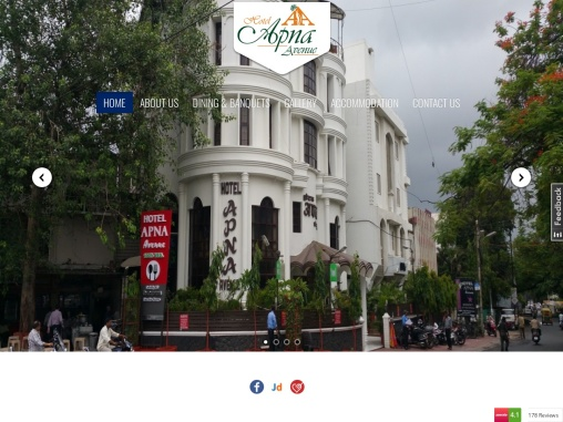 Get the Best Hotel near AB Road in Indore at Best Price