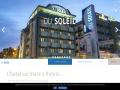 www.hoteldusoleil.it Vorschau, Hotel Du Soleil