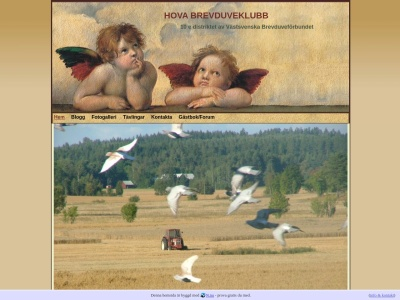 www.hovabrevduveklubb.n.nu
