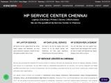 Hp Service Center in Chennai|Authorized Laptop Service Support|Non Warranty|Velachery|Tambaram