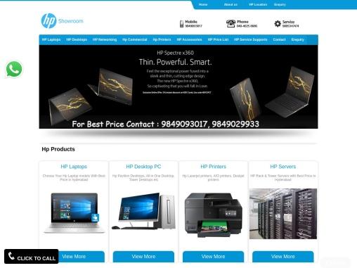 HP Showroom in hyderabad|hp server dealers hyderabad, telangana|hp storages|hp tape drives|hp workst