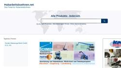 www.hubarbeitsbuehnen.net Vorschau, A&G Albrecht & Gothmann Arbeitsbühnen GmbH