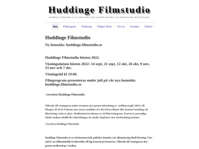 www.huddingefilmstudio.n.nu