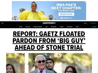 Screenshot for huffpost.com
