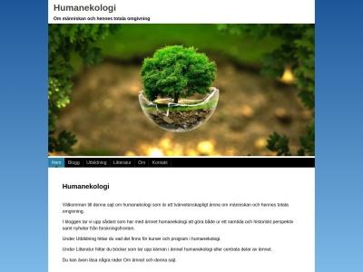 www.humanekologi.nu