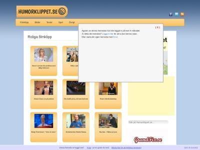 www.humorklippet.se