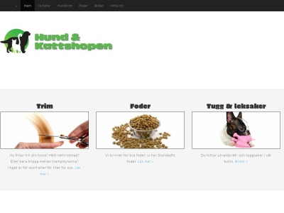 www.hundochkattshopen.se