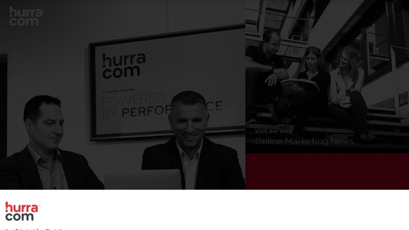 www.hurra.com Vorschau, Hurra Communications GmbH