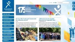 www.hvd-nuernberg.de Vorschau, Humanistischer Verband Nürnberg