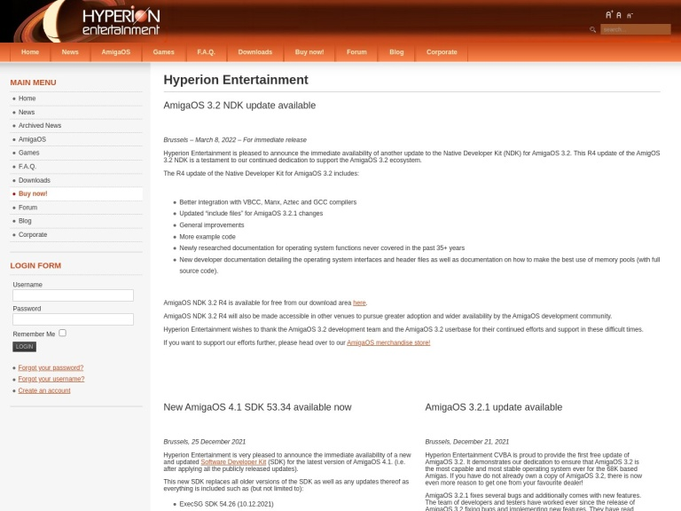Hyperion Entertainment Coupon screenshot