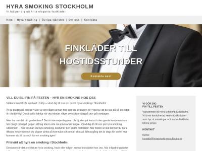 hyrasmokingstockholm.se