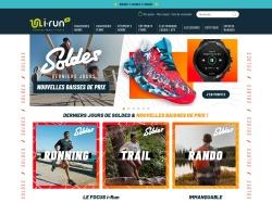 i-run.fr Promo Codes