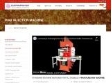 Wax Injection Machine and Wax Injector