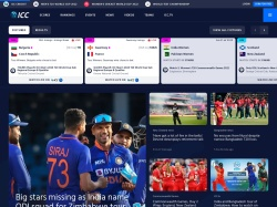 Results | Cricket World Cup  - ICC Cricket | Official
