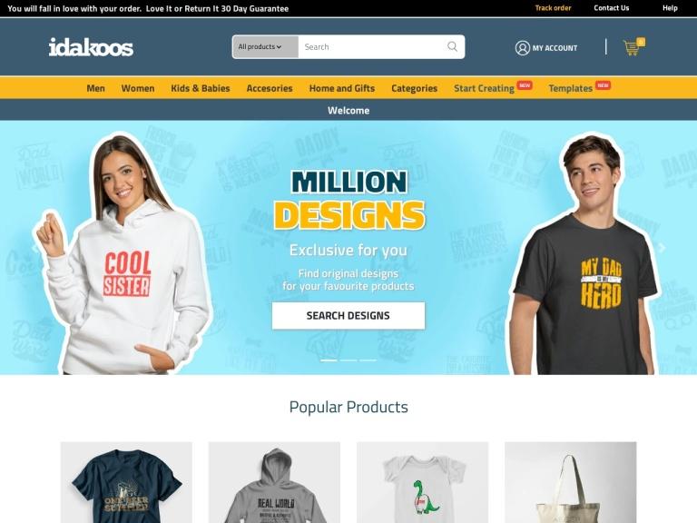 Idakoos LLC Coupon Codes