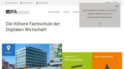 www.ifa.ch Vorschau, IFA The Knowledge Company