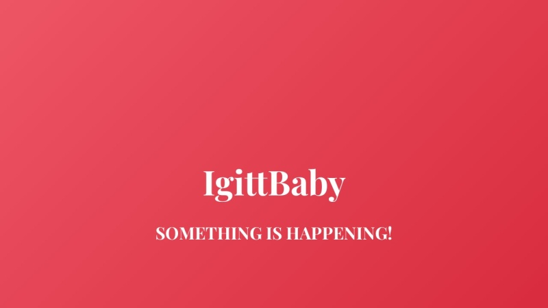 www.igittbaby.de Vorschau, IgittBaby