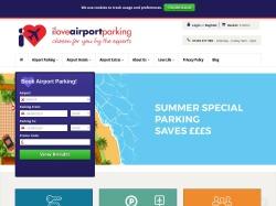 Iloveairportparking.co.uk Promo Codes 2018