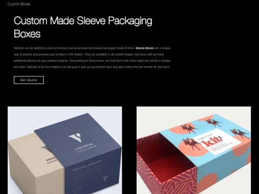 Conquer your market with custom boxes at KOLAXO PACKAGING made by skilled stylists