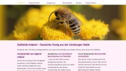 www.imkerei-ahrens.de Vorschau, Imkerei Ahrens