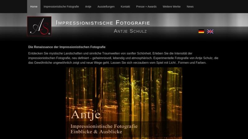 www.impressionistische-fotografie.de Vorschau, Antje Schulz - Impressionistische Fotografie - Berliner Kunstfotografin