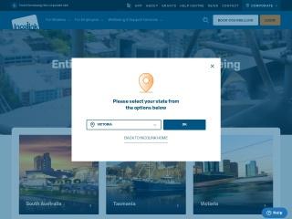Screenshot for incolink.org.au