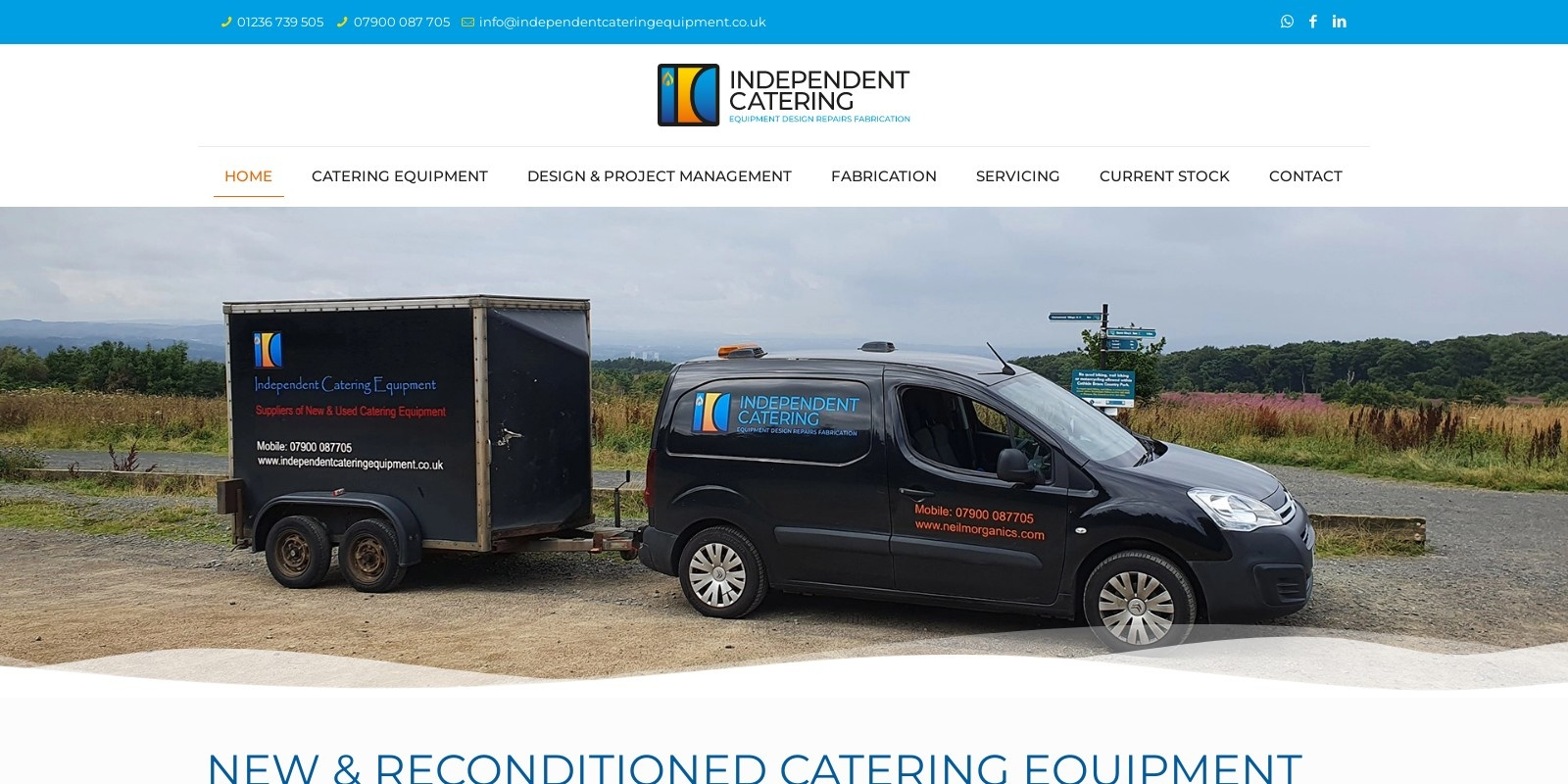 Preview of http://www.independentcateringequipment.co.uk