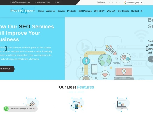 Best SEO Consultant Services in India | Top SEO Company India