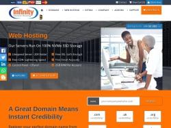 Infinity Domain Hosting