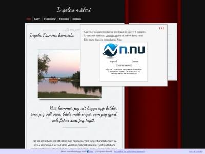 www.ingeladamm.n.nu
