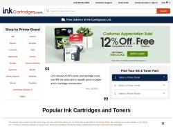 InkCartridges screenshot