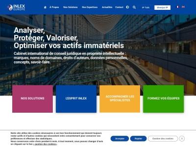 Cabinet juridique Inlex