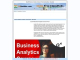 ExcelR Business Analytics Course In Pune