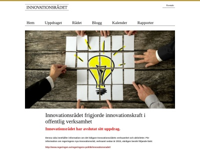 www.innovationsradet.se