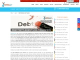 Debt Settlement Live Transfers, Debt Relief Leads, Exclusive Debt Settlement Transfers