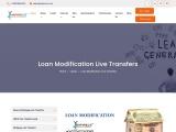 Loan Modification Live Transfers, Loan Modification Leads