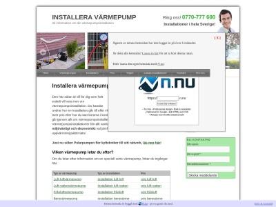 http://www.installera-varmepump.se/