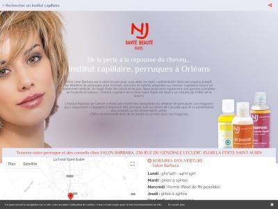 perruque Orléans