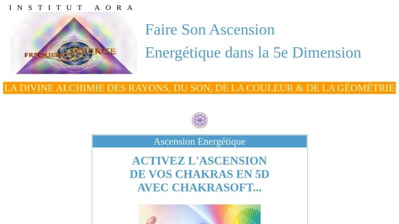 logiciel quantique 5d de soin des chakras