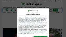 www.insuedthueringen.de Vorschau, Suhler Verlagsgesellschaft mbH & Co. KG